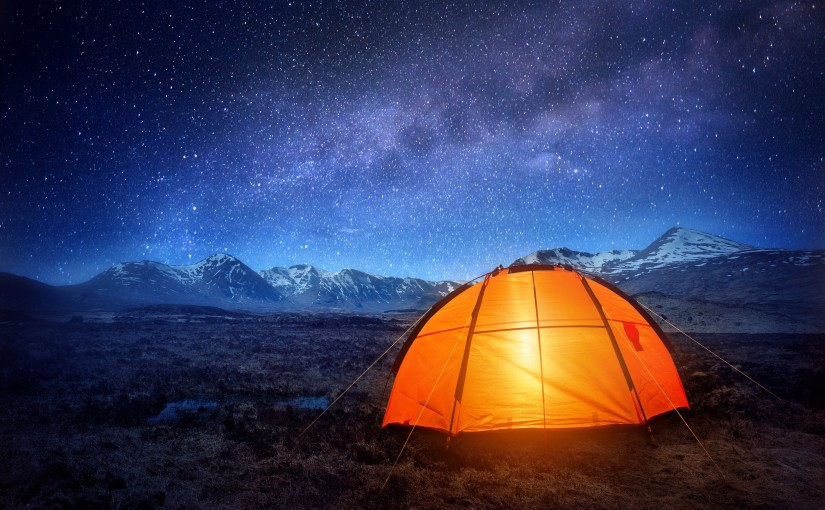 Have Tent Will Travel
