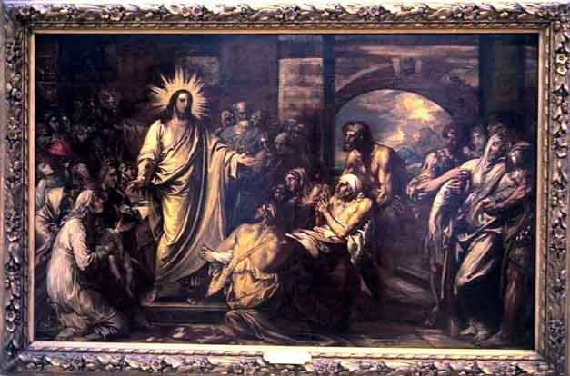 Jesus Heals!