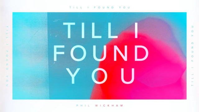 Till I Found You…Grief Into Joy
