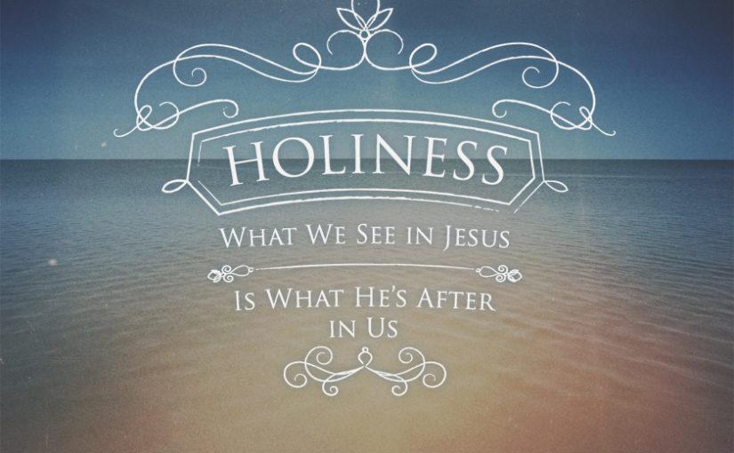 Spirit of Holiness