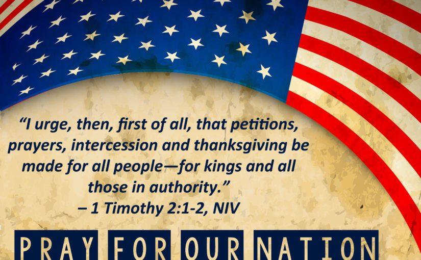 Nations Prayer