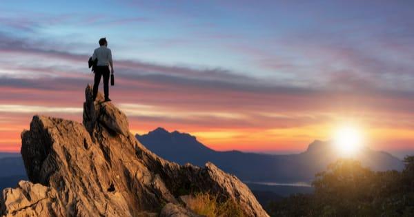 Mountain-Top Experience