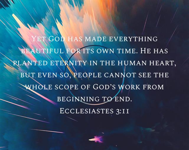 Mark 12: Infinite, eternal