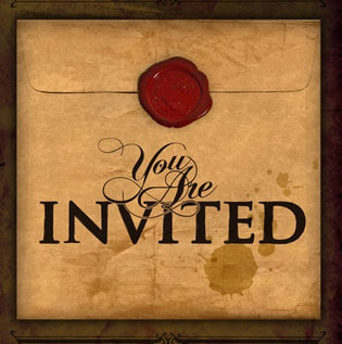 You're invited…what are you wearing?