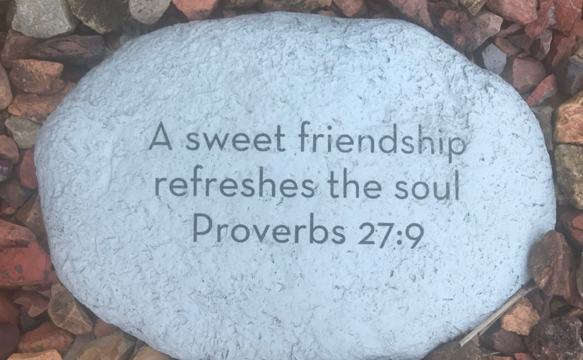 Matthew 25 and Feeling Refreshed