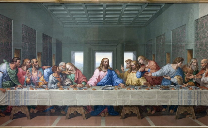 Forgiveness Modeled by Jesus